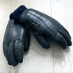 Gordoino- Leather Ski Glove EUC